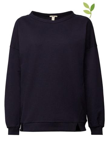ESPRIT Sweatshirt in Dunkelblau