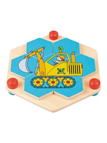 Goki 7-częściowe puzzle - 2+