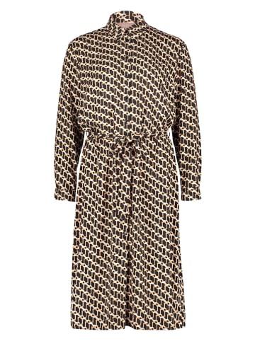 CARTOON Kleid in Braun/ Schwarz