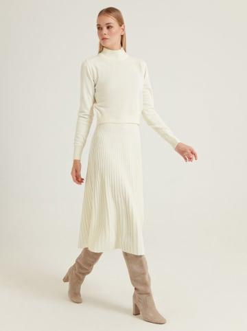 BGN 2-delige outfit crème