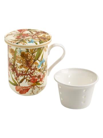 "Maxwell & Williams Teetasse ""Cottage Blossom"" in Bunt - 300 ml"
