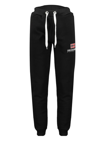 """Geographical Norway Sweathose """"Max"""" in Schwarz"""