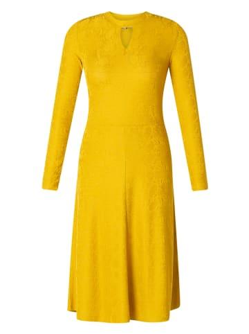 """IVY BEAU Sukienka """"Neda"""" w kolorze żółtym"""