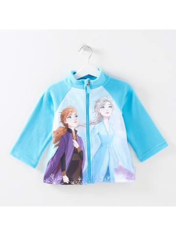 """Disney Frozen Fleece vest """"Frozen"""" turquoise"""