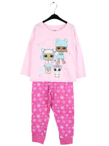 """L.O.L. Surprise Pyjama """"Lol Surprise"""" lichtroze/roze"""