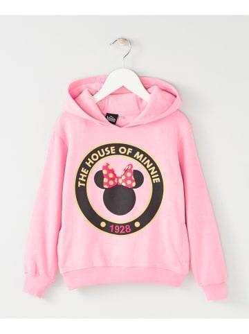 """Disney Minnie Mouse Bluza """"Minnie"""" w kolorze jasnoróżowym"""