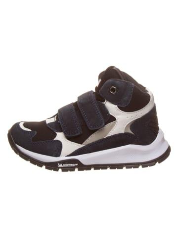 Primigi Sneakers donkerblauw/zwart/wit