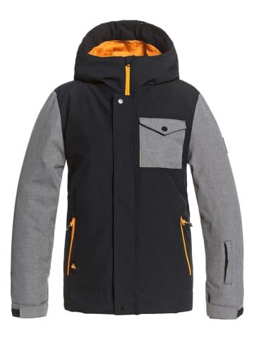 "Quicksilver Ski-/ Snowboardjacke ""Ridge"" in Schwarz"