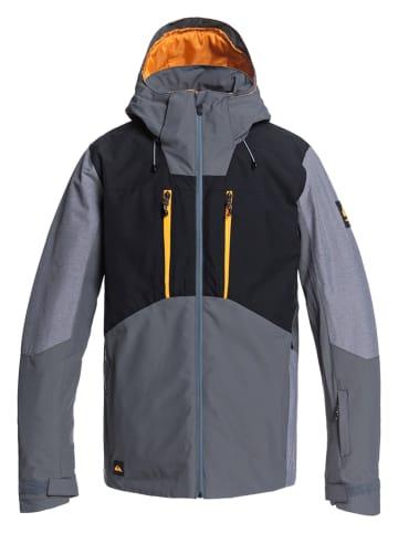 "Quicksilver Ski-/ Snowboardjacke ""Mission"" in Grau"