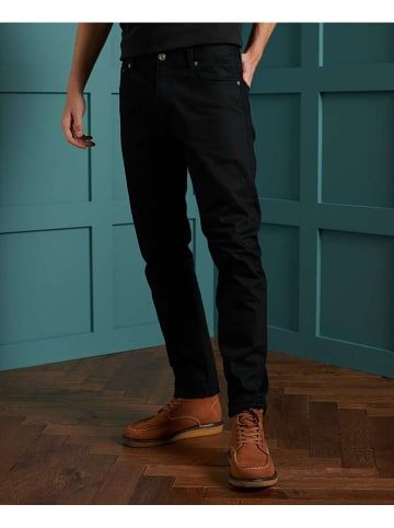 Superdry Dżinsy - Slim fit - w kolorze czarnym
