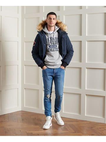Superdry Dżinsy - Slim fit - w kolorze niebieskim