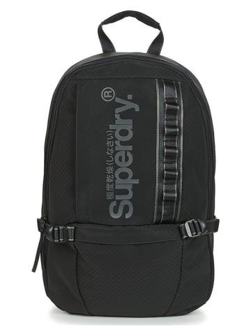 Superdry Plecak w kolorze czarnym