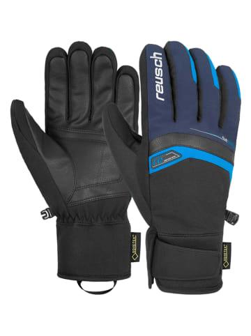 """Reusch Ski-/snowboardhandschoenen """"Bruce GTX"""" zwart/donkerblauw"""