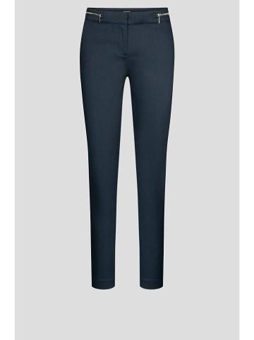 Orsay Spodnie w kolorze granatowym