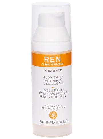 """REN Gesichtscreme """"Radiance Glow"""", 50 ml"""