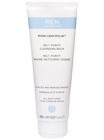 "REN Reinigungsbalsam ""Rosa Centifolia No.1 Purity"" 100 ml"