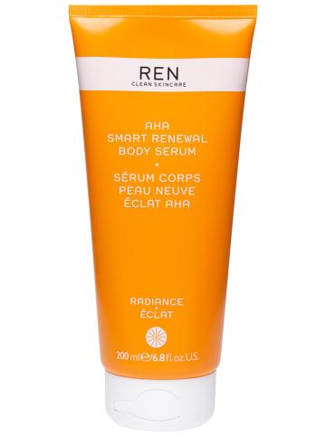 """REN Körperserum """"Radiance Aha-Smart Renewal"""", 200 ml"""