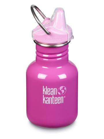 "Klean Kanteen Isolierflasche ""Kid Kanteen Classic"" in Pink - 355 ml"