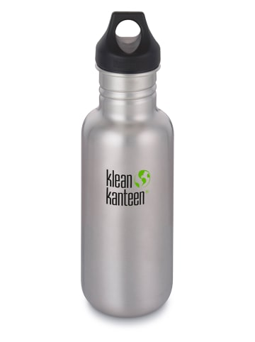 """Klean Kanteen Edelstahl-Isolierflasche """"Kanteen Classic"""" - 532 ml"""