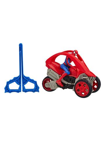 "Spiderman Figurka ""Spider-Man Rip and Go Fahrzeug"" - 4+"