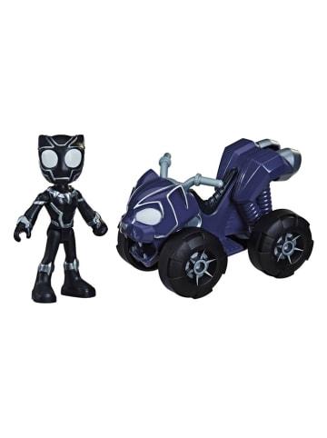 """MARVEL Spider-Man Figurka """"Black Panther Panther-Quad"""" - 3+"""