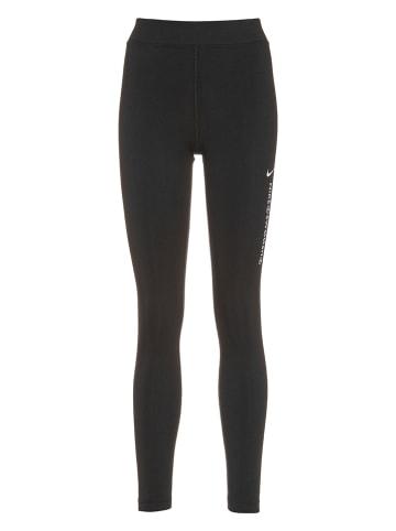 Nike Legginsy w kolorze czarnym