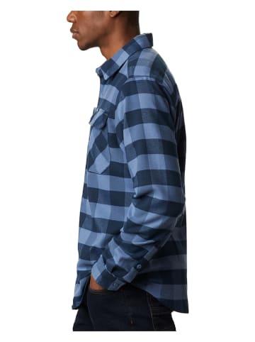 """Columbia Koszula funkcyjna """"Outdoor Elements"""" w kolorze niebieskim"""