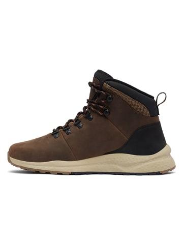 """Columbia Leren wandelboots  """"SH/FT"""" bruin"""