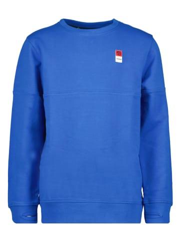 "Vingino Sweatshirt ""Nomios"" blauw"