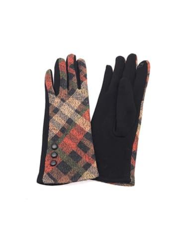 INKA BRAND Rękawiczki ze wzorem