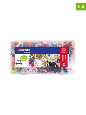 Playbox 1900-częściowy zestaw koralików - 5+