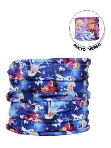 """Disney Frozen Szal-koło """"Frozen"""" w kolorze niebieskim - 39 x 36 cm"""