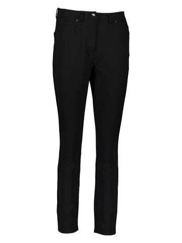 Tommy Hilfiger Spodnie w kolorze czarnym