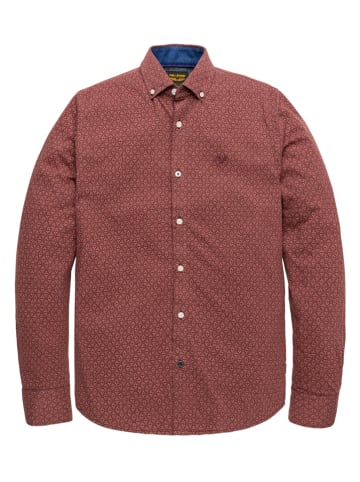 PME Legend Hemd - Regular fit - in Rot