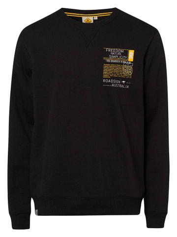 Roadsign Bluza w kolorze czarnym