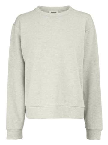 "Modström Sweatshirt ""Holly"" in Hellgrau"