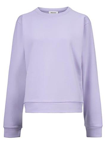 """Modström Sweatshirt """"Holly"""" in Flieder"""