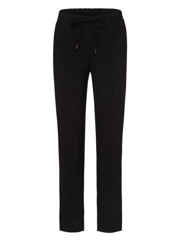 More & More Spodnie dresowe w kolorze czarnym