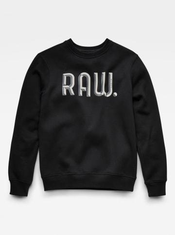 G-Star Sweatshirt in Schwarz