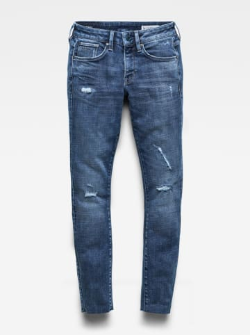 "G-Star Jeans ""3301"" - Skinny fit - in Blau"