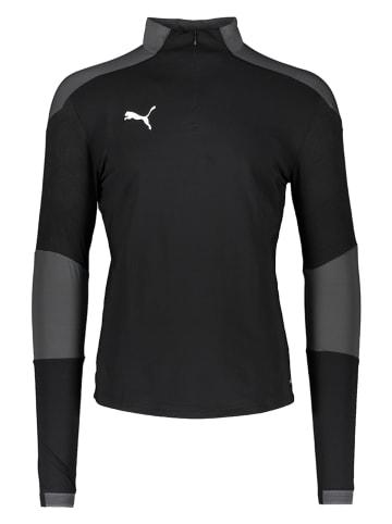 "Puma Functioneel shirt ""Teamfinal 21"" zwart/grijs"