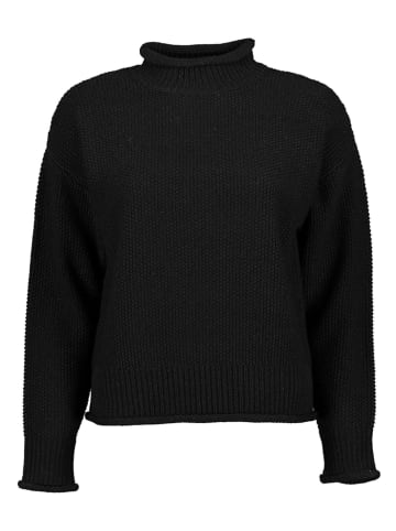 Blue Seven Sweter w kolorze czarnym