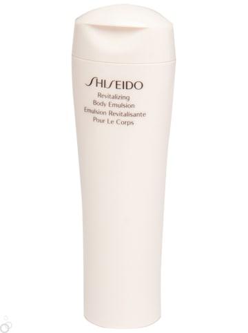 """Shiseido Balsam do ciała """"Revitalizing"""" - 200 ml"""