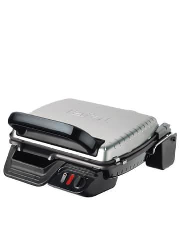"Tefal Contactgrill ""Ultra Compact 600"" zwart/zilver"