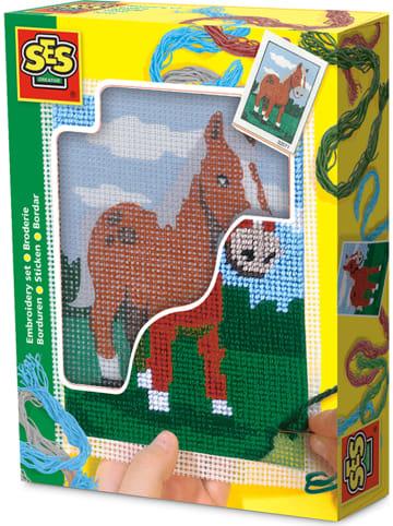"""SES Creativiteitsset """"Paard borduren"""" - vanaf 6 jaar"""