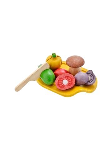 Plan Toys Warzywa z deską do krojenia