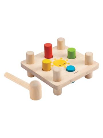 Plan Toys Układanka z kołkami i młotkiem