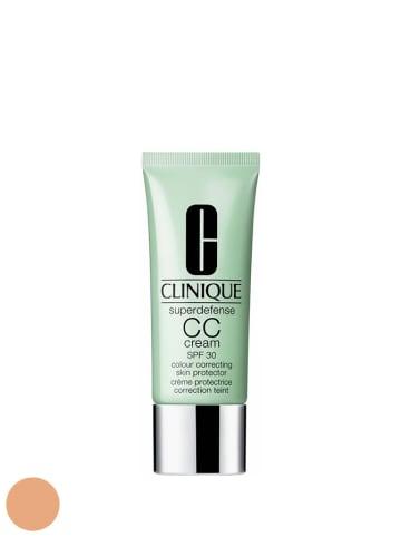 """Clinique CC-crème """"Superdefense"""" - 02 Light, 40 ml"""