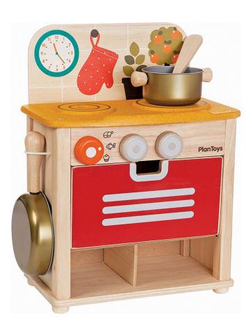 Plan Toys Drewniany zestaw kuchenny