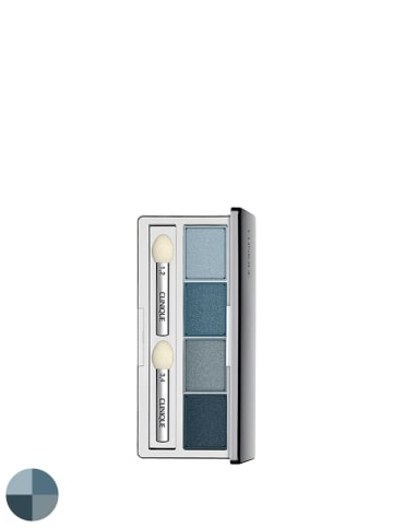 """Clinique Lidschatten """"All About Shadow Quads - 09 Smoke and Mirrors"""", 4,8 g"""